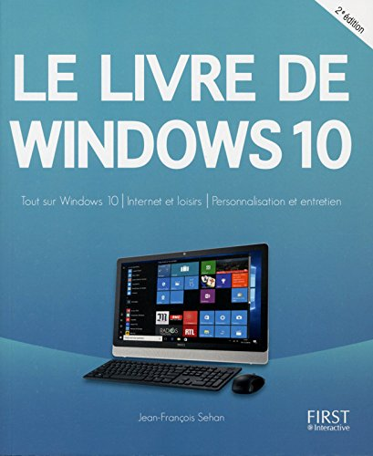 Le livre de Windows 10, 2e édition