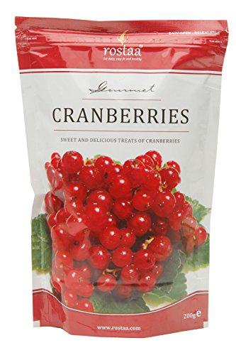 Rostaa Cranberries Sweet And Delicius Treats, 200g