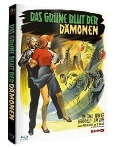 Das grüne Blut der Dämonen - Hammer Edition [Blu-ray] [Limited Edition]