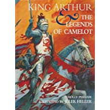 King Arthur and Legends of Camelot by Molly Perham (1993-08-26)