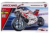 MECCANO MEC6044539 Ducati Moto GP Pz.351 MODELLINO Die CAST Model Compatible avec