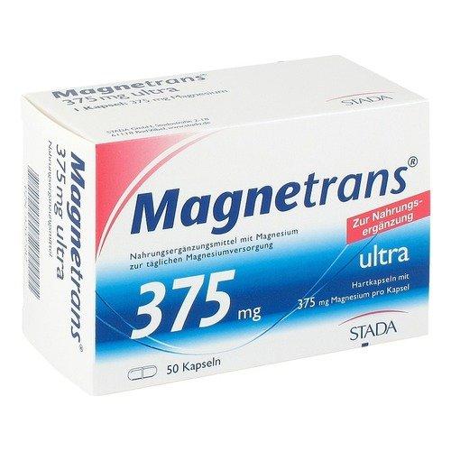 Magnetrans ultra 375 mg, 50 St. Kapseln