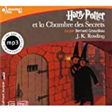 Harry Potter et la Chambre des Secrets CD [ 2 MP3 CD] (French Edition)