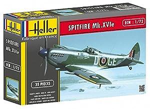Heller - 80282 - Maqueta para Construir - Spitfire MK XVI - 1/72