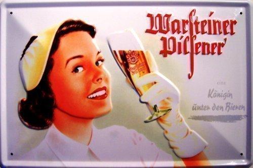 warsteiner-pilsener-lady-rahmenlos-plaque-en-tole-metal-metal-tin-sign-20-x-30-cm