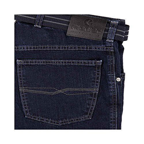 Jeans Peter in Übergröße von Pionier bis standard Größe 74 Schwarz