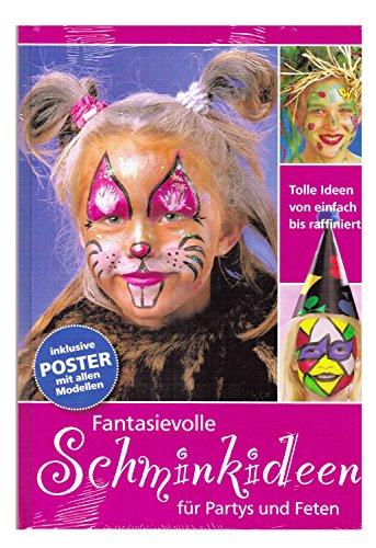 Eulenspiegel Fantasievolle Schminkideen (Fantasievolle Halloween Kostüme)