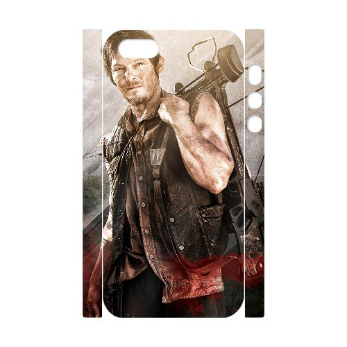 LP-LG Phone Case Of The Walking Dead For iPhone 5,5S [Pattern-6] Pattern-2