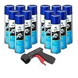 Auprotec® Normfest Nettoyant de Freins Multicleaner MC-1 Purificateur Intense transparent Spray (12x 500ml)