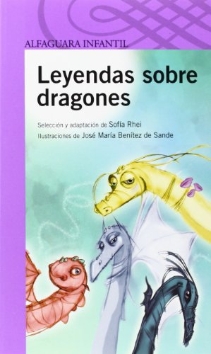 Leyendas sobre dragones (Infantil Morada Album)