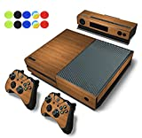 Skin for XBOX ONE, Morbuy Vinilo Consola Design Foils Pegatina Sticker And 2 XBOX ONE Controlador &...