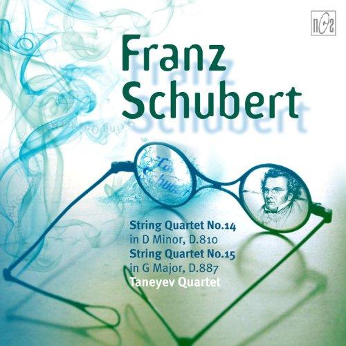 "Schubert: String Quartet No.14 in D Minor, D.810 ""Death and the Maiden"" - String Quartet No.15 in G Major, D.887"