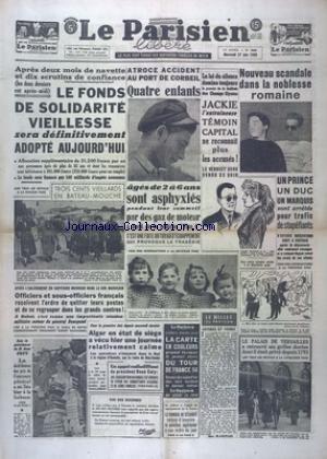 PARISIEN LIBERE (LE) [No 3669] du 27/06/...