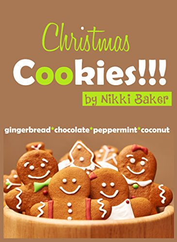 Christmas Cookies! (English Edition)