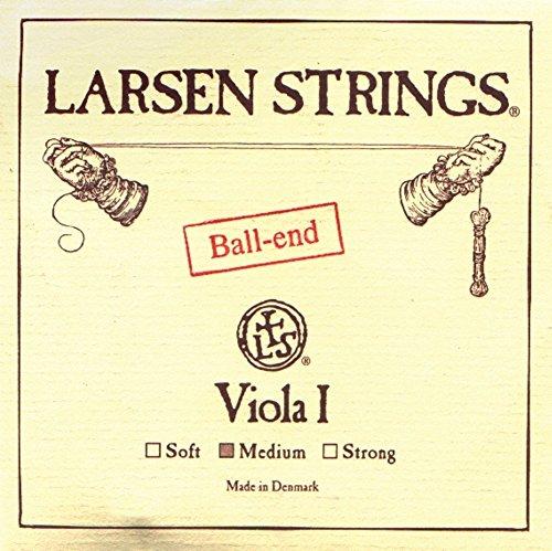 Larsen Saite für Viola A Chromstahl. Schlinge