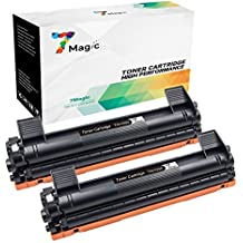 7Magic Compatible Brother TN1050 TN 1050 Cartucho de Tóner (2 Negro) Para Brother DCP-1510 DCP-1612W HL-1110 MFC-1810 MFC-1910W HL-1212W HL-1210W DCP-1610W DCP-1512 HL-1112 Impresora