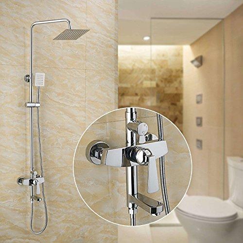 ZHFC-Bad-Accessoires la doccia rame terzo doccia confezione doccia doccia ugello doccia rubinetto