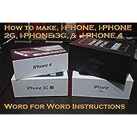 How to make I-phone ringtones 2g 3g 4g (make your