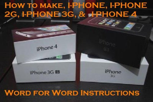 How to make I-phone ringtones 2g 3g 4g (make your own ringtone Book 1) (English Edition) -