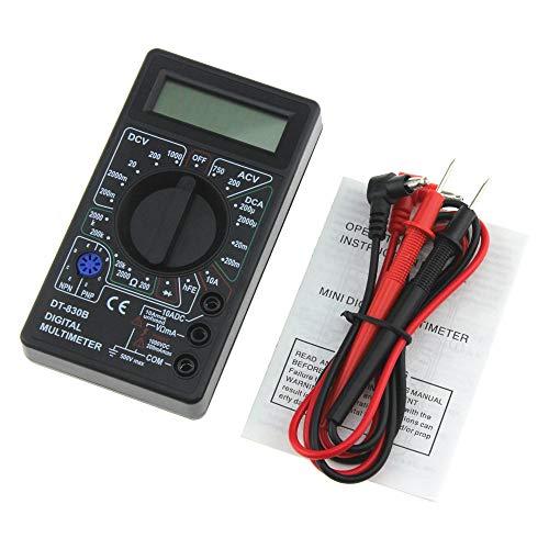 CONRAL Mini Pocket Digital Multimeter 1999 Zählt