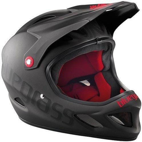 "BLUEGRASS Full Face-Helm ""Explicit"""