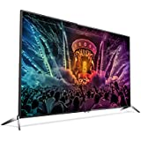 Philips 65PUS6121/12 164 cm (65 Zoll) LED Fernseher (Smart TV, 4K Ultra HD, Micro Dimming, Pixel Plus)