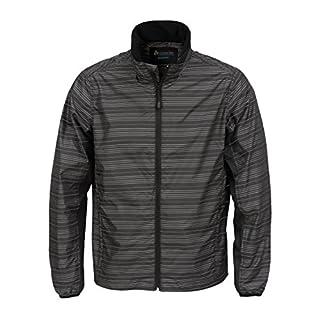 Acode 116769-940-M 1460 Windproof Jacket, Black, Medium