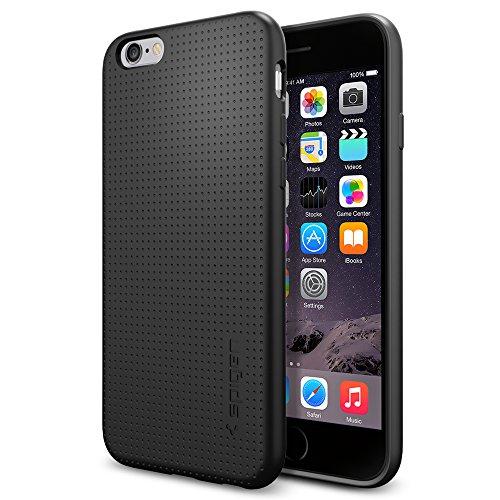 "Spigen iPhone 6 (4.7"") Case Capsule Series Black (PET) SGP11019"