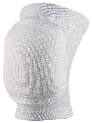 Markwort UPC 016562572374-P Volleyball Blase Knee Pads, Weiß, Erwachsene Größe - Markwort Volleyball Knieschoner