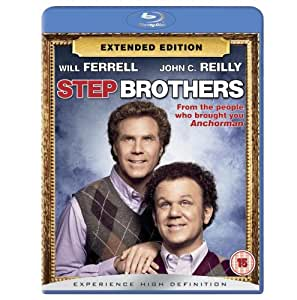 Step Brothers [Blu-ray] [2008] [Region Free]