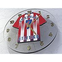 ANTOINE GRIEZMANN 7 - CLUB ATLÉTICO DE MADRID - FUßBALL-T-SHIRT WANDUHR!!!