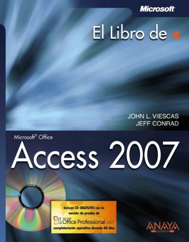 Access 2007 (El Libro De)