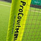 ProCourt Mini Tennis & Badminton Combi Net - 10/20/30