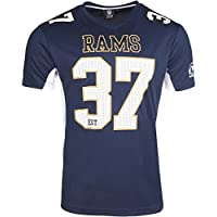 Majestic NFL Mesh Polyester Jersey Shirt - Los Angeles Rams