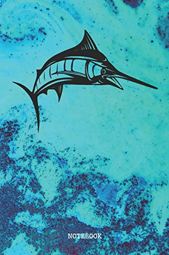 Vise Mount (Notebook: Funny Swordfish Planner / Organizer / Lined Notebook (6