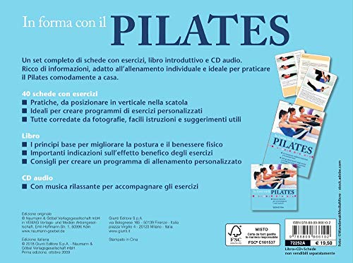 Zoom IMG-1 in forma con il pilates