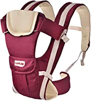 Luvlap Luvlap Baby Carrier-Red, Piece of 1
