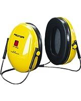 3M Peltor Optime I Ear Defenders, Neckband, (HG10B-403-GU)