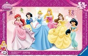 Ravensburger 06322–Meine Disney Prinzessinnen–15Piece Puzzle In A Frame