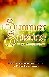 Summer Solstice: Short Stories from the Worlds of KP Novels (Kindle Press Anthologies Book 3) (English Edition)