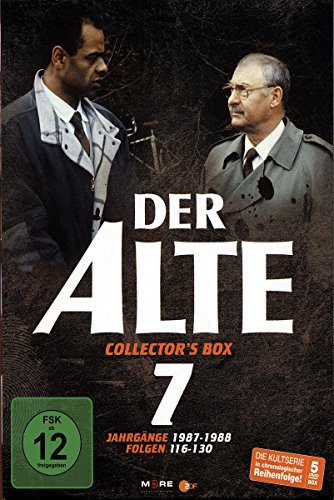 Collector's Box Vol. 7, Folge 116-130 (5 DVDs)