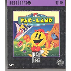 PC Engine / TurboGrafX – Pac-Land (NEU & OVP)