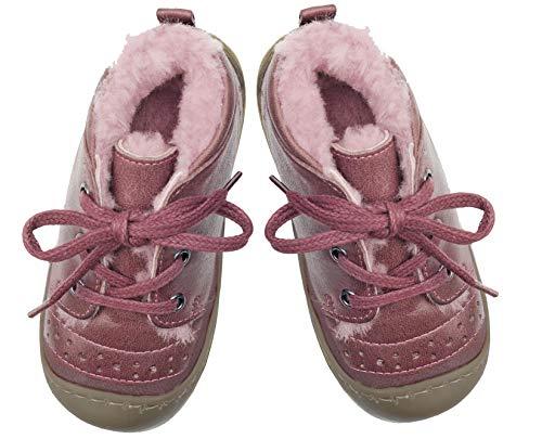 Anna und Paul 8012/53 gefütterte Outdoor Schuhe Alex in Pflaume Gr. 20-25 (21)