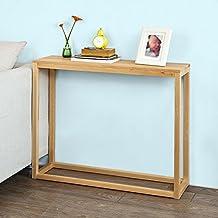 SoBuy® Mesa de centro para el salón ,Mesa de café, mesa de cocina, FRG171-N, ES