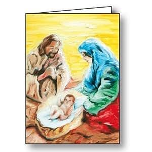 10er pack weihnachtskarten a6 gemischt 5 motive je 2x k che haushalt - Weihnachtskarten amazon ...