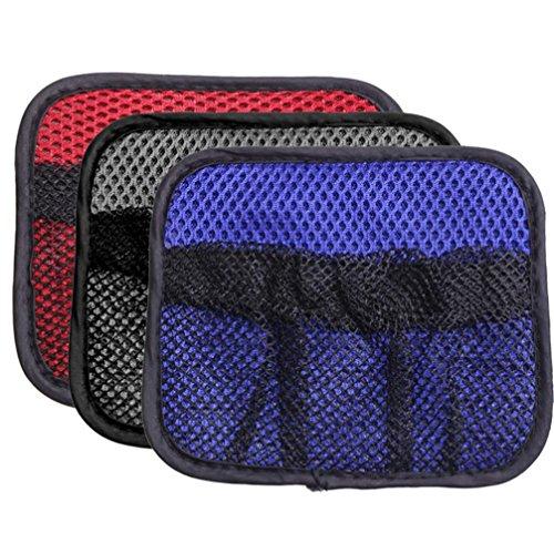Oyedens Neue 15x8cm Kfz-Tasche Mit Klebstoff Visier Auto Net Organizer-Taschen Netz (Tasche Neue Louis Vuitton)