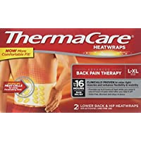 Thermacare Lower Back & Hip Heatwraps, L/Xl, 8 Hour-2Ct preisvergleich bei billige-tabletten.eu