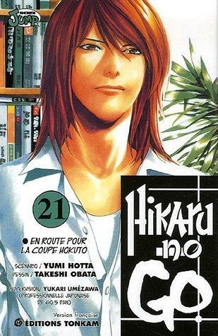 Hikaru no go Vol.21 de Hotta. Yumi (2006) Broché