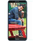 Tecozo Protective 2.5D Curved 0.3mm Pro 9H Hardness Toughened Tempered Glass Screen Guard Protector For Huawei Honor 7X