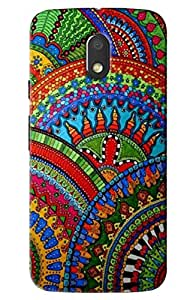 Moto e3 power pattern print hard high quality mobile Back Cover Case best colour and best fitting cover and this is very popular mobile cover (NO-1 Seller in Amazon)